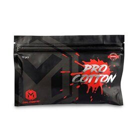 Хлопок Coil Master Pro Cotton 10pcs (Made in Indonesia)